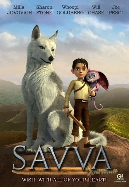 Savva. Heart of the Warrior